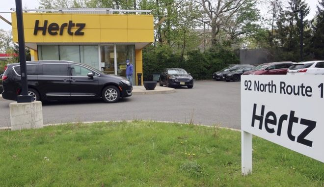 Η εταιρεία Hertz