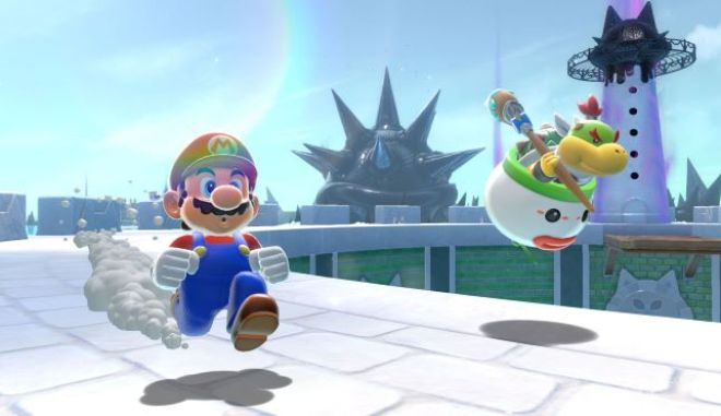 Το παιχνίδι Super Mario