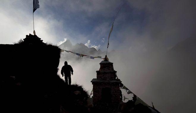 Περιοχή στην οροσειρά Ιμαλαΐων (φωτογραφία αρχείου)