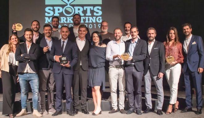 Στην κορυφή τωνSportsMarketingAwardsηStoiximanμε 6 σημαντικές διακρίσειςγια την συμβολή της στον Ελληνικό Αθλητισμό