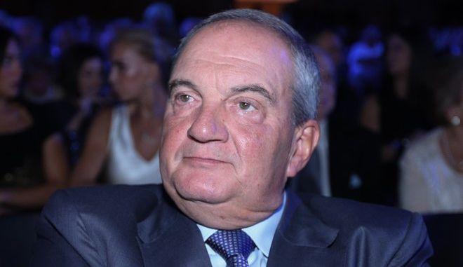 Ο πρώην πρωθυπουργός Κώστας Καραμανλής