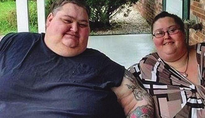 Ζευγάρι επί 11 έτη, έχασε 260 κιλά και έκανε σεξ για πρώτη φορά