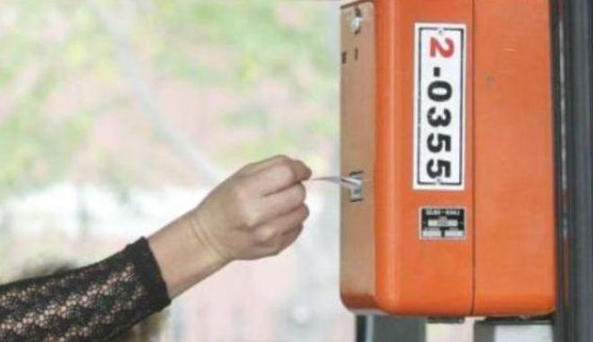 Οδηγός αστικού πωλούσε σε επιβάτες ακυρωμένα εισιτήρια και 'τσέπωνε' το αντίτιμο