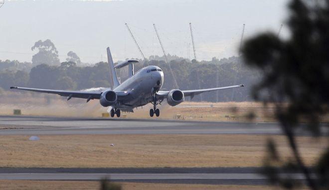 Αεροσκάφος ίδιου τύπου με αυτό που έστειλε η Τουρκία στην Κυπριακή ΑΟΖ