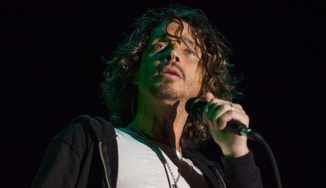 Πέθανε ο Κρις Κορνέλ των Soundgarden
