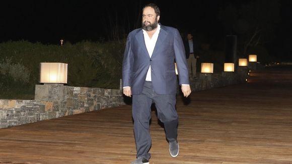 Μαρινάκης: 'Τα αποτελέσματα του Ολυμπιακού, μιλούν από μόνα τους'
