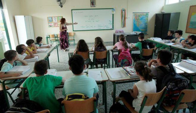 Κεραμέως: Παιγνίδια εντυπώσεων με τον αριθμό των μαθητών ανά τάξη