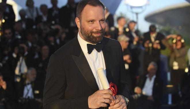 Ο βραβευμένος Έλληνας σκηνοθέτης, Γιώργος Λάνθιμος