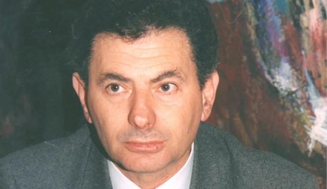 O πρώην υπουργός και βουλευτής Χανίων, Σήφης Βαλυράκης.
