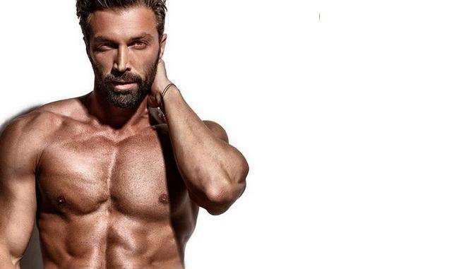 Το μοντέλο και πρώην παίκτης του Survivor, Θοδωρής Θεοδωρόπουλος
