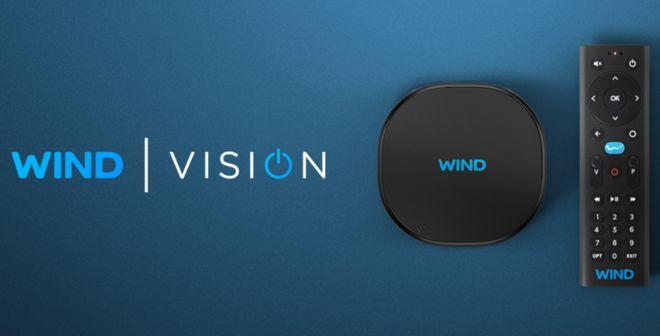 H τηλεόραση της Wind έρχεται με Netflix και 60 κανάλια - Πόσο κοστίζει