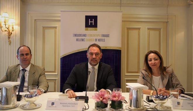 Ξενοδοχεία: Μείωση σε πληρότητες, τιμές και προκρατήσεις στο Α' τρίμηνο του 2019