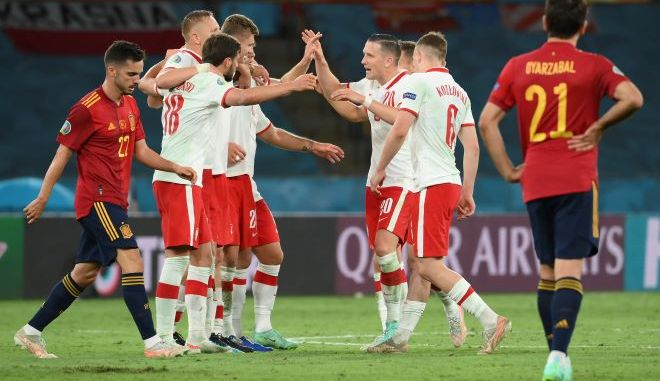 Ισπανία - Πολωνία στο Euro 2020