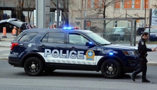 Αστυνομία στον Καναδά (φωτογραφία αρχείου)