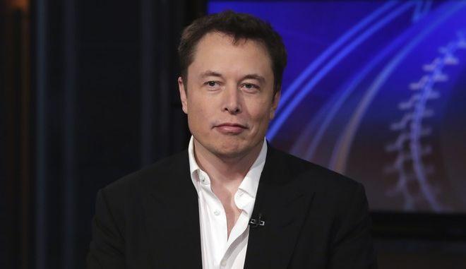 Ο Ίλον Μασκ γνωστός ως mister Tesla
