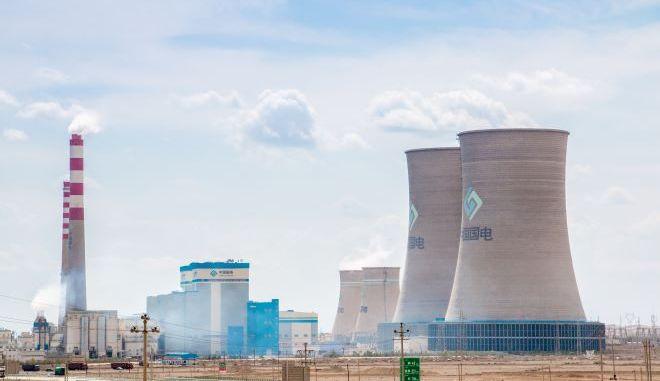 Πυρηνικός σταθμός στην Κίνα