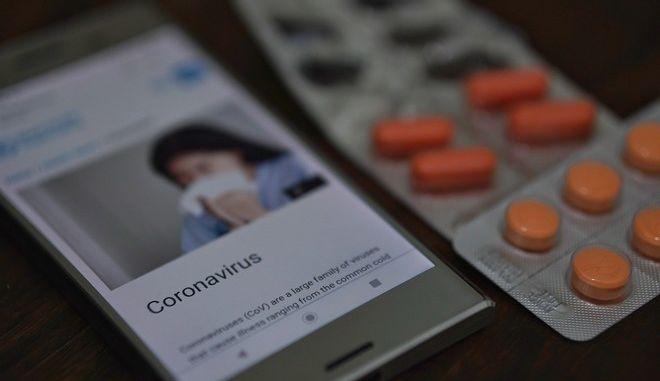 Φάρμακα και κορονοϊός
