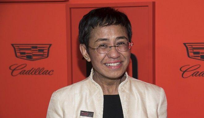 """Το """"Ίδρυμα για την Ημέρα του ΟΧΙ"""" στις ΗΠΑ τιμά τον Τζαμάλ Κασόγκι και τη Φιλιππινέζα δημοσιογράφο Μαρία Ρέσα"""