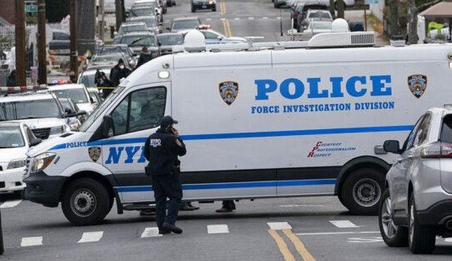 Αστυνομία στις ΗΠΑ. Φωτό αρχείου.