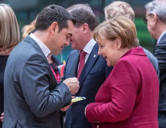 Έκτακτη Σύνοδος Κορυφής στις Βρυξέλλες για το Brexit, Πέμπτη 13 Δεκεμβρίου 2018. (Eurokinissi/European Union)