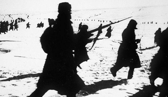 Η εισβολή των Γερμανών στη Μάχη του Στάλινγκραντ