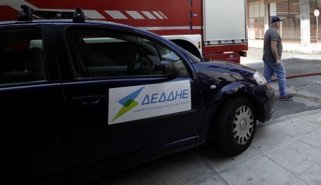 Ιδιοκτήτης σπιτιού επιτέθηκε σε συνεργείο του ΔΕΔΔΗΕ που ερευνούσε για ρευματοκλοπή