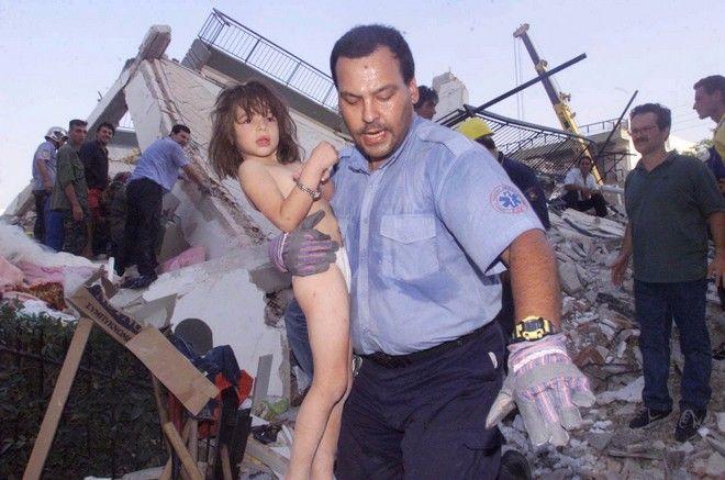 Σεισμός Αθήνας, 1999