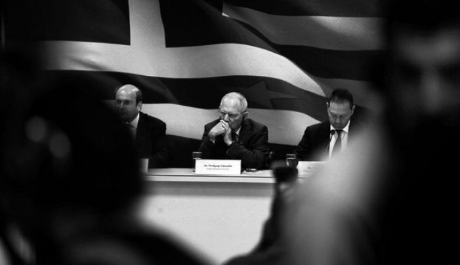 O Σόιμπλε τα δικά του: Οποιαδήποτε νέα κυβέρνηση θα πρέπει να τηρήσει τα συμφωνηθέντα!