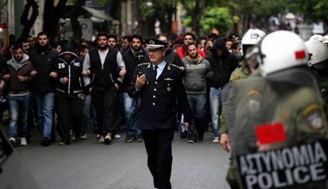 Πολυτεχνείο: 5.000 αστυνομικοί, drones, μέτρα της ΕΛ.ΑΣ. από σήμερα