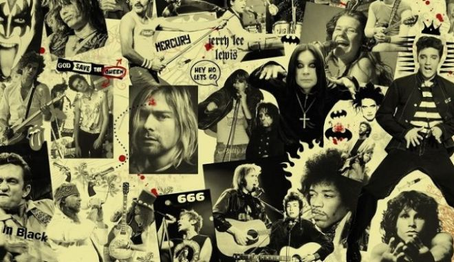 Μηχανή του Χρόνου: Όλη η ιστορία της ροκ σε ένα βίντεο 14 λεπτών