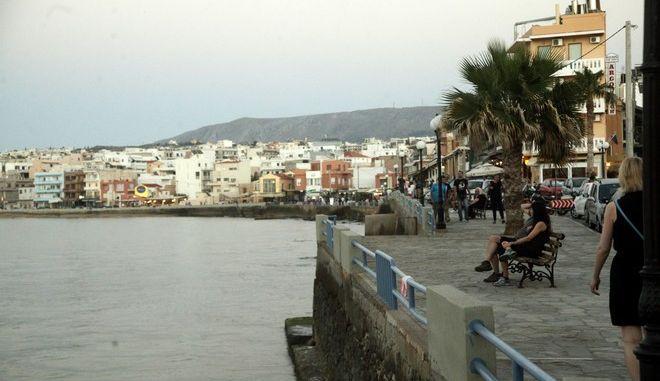 Χανιά, το λιμάνι