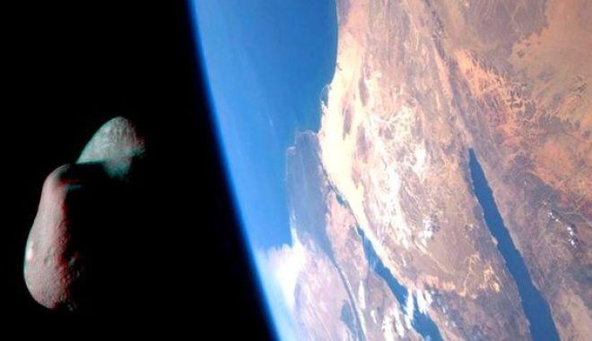 """Επιχείρηση """"σώστε τη Γη από κομήτη"""""""