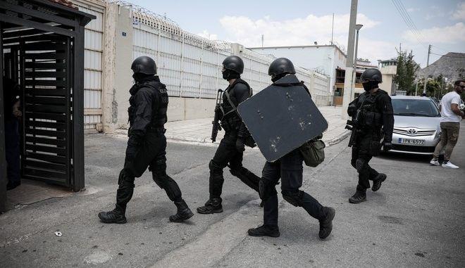 Ένταση στις φυλακές Κορυδαλλού