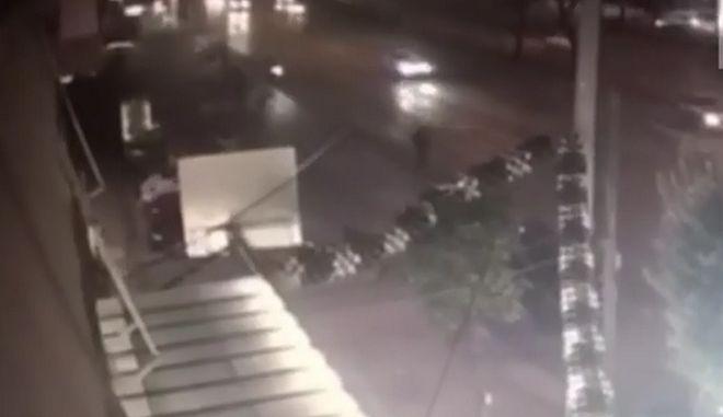 Βίντεο: Η στιγμή της δολοφονίας Στεφανάκου
