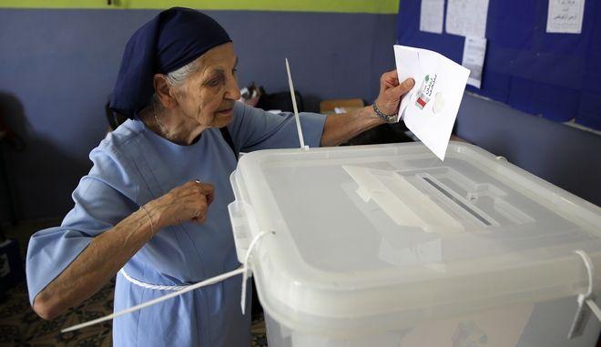 Χαμηλό ποσοστό συμμετοχής στις πρώτες βουλευτικές εκλογές των τελευταίων εννέα ετών