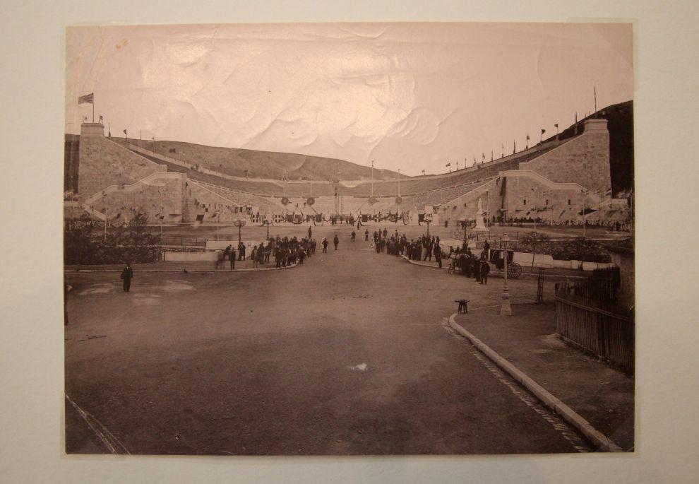 Ολυμπιακοί Αγώνες, 1896.
