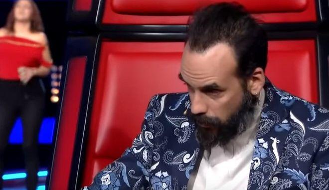 The Voice:  'Ξενέρωσε' όταν γύρισε μόνο ο Μουζουράκης