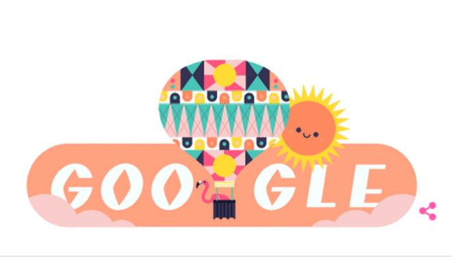 Έναρξη καλοκαιριού 2020: Η Google καλωσορίζει το θερινό ηλιοστάσιο