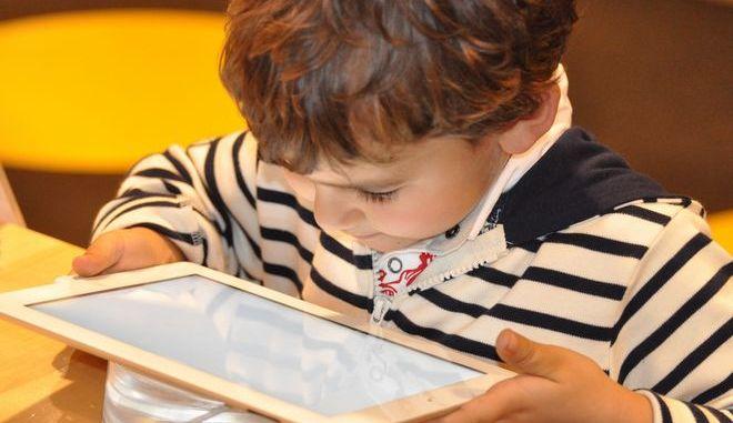 Έξι πράγματα που μπορεί να κάνει ένα παιδί στο Διαδίκτυο