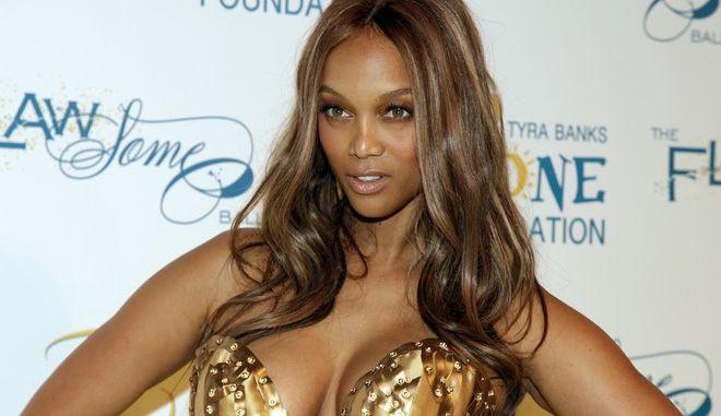 Το super model Tyra Banks