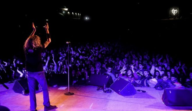 Συναυλία των NightStalker στο Ziria Music Festival