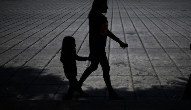 Παιδιά θύματα του trafficking