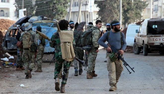 Στρατός του YPG