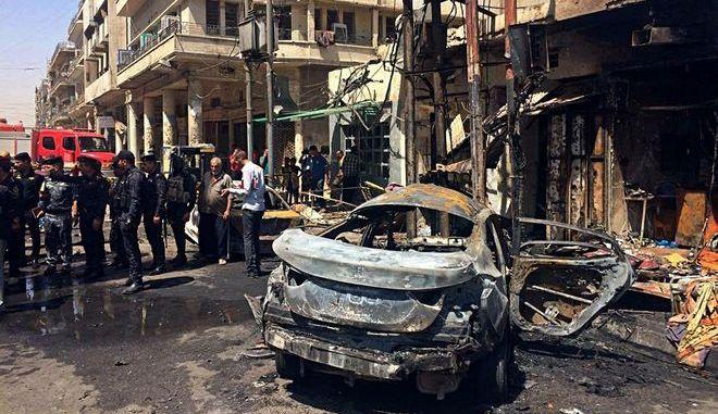 Ιράκ: Έξι νεκροί και σχεδόν 30 τραυματίες σε βομβιστική επίθεση