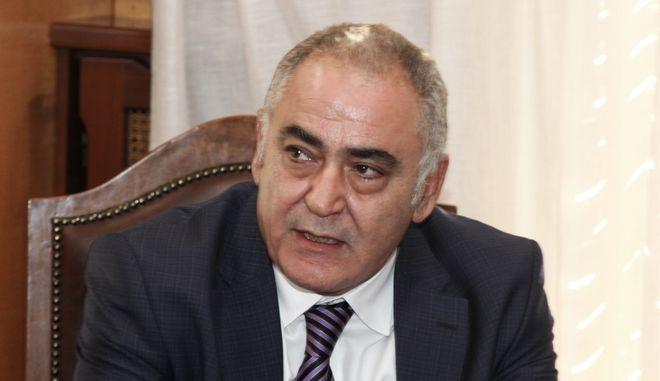 Ο πρόεδρος του Επαγγελματικού Επιμελητηρίου Αθηνών Γιάννης Χατζηθεοδοσίου