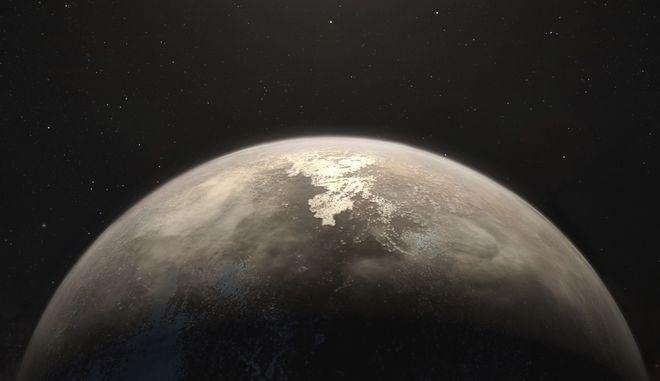 Ανακαλύφθηκε κοντινός βραχώδης εξωπλανήτης κατάλληλος για μελέτη της ατμόσφαιράς του