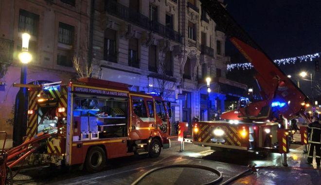 Γαλλία: 19 τραυματίες σε πυρκαγιά στην Τουλούζ