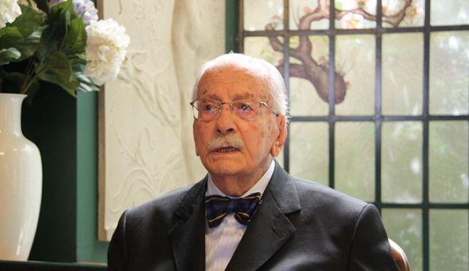 Έφυγε από τη ζωή ο Ευτύχιος Αλεξανδράκης, ο παλαιότερος έμπορος της Αθήνας