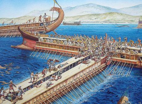 Μηχανή του Χρόνου: Η ναυμαχία της Σαλαμίνας και η φράση 'πάταξον ...