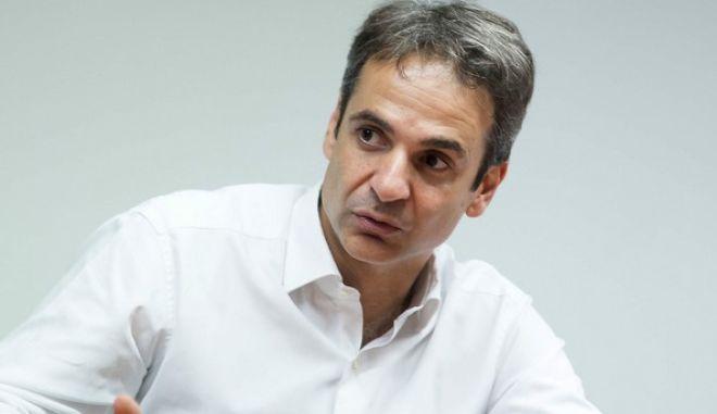 Κυριάκος Μητσοτάκης: Την Κυριακή ψηφίζουμε πρωθυπουργό